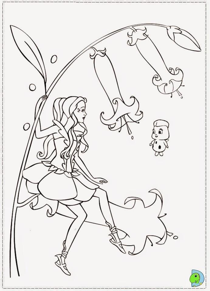 Dinokids - Desenhos para colorir: Desenhos da Barbie ...
