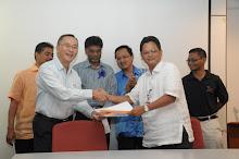 MOU EHSAN SELANGOR WITH INSAF MALAYSIA