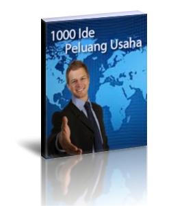 Ebook 1000 Ide Peluang Usaha