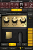 000 at iphone LeadAmp AmpliTube iRig review
