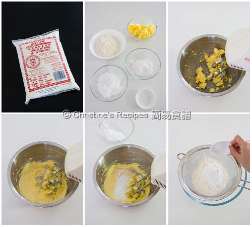 Shortbread Cookies Procedures01