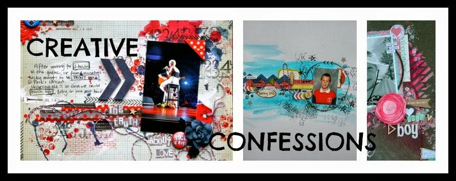 Creative Confessions