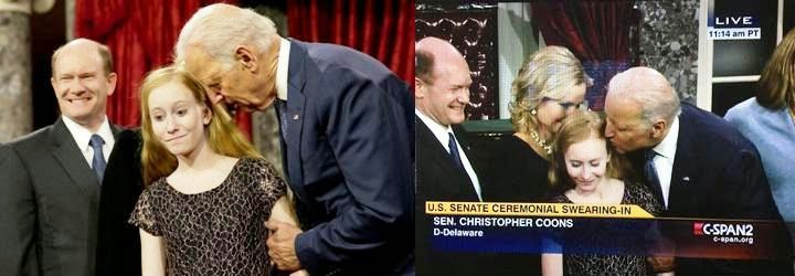 Joe Biden is a pedophile?