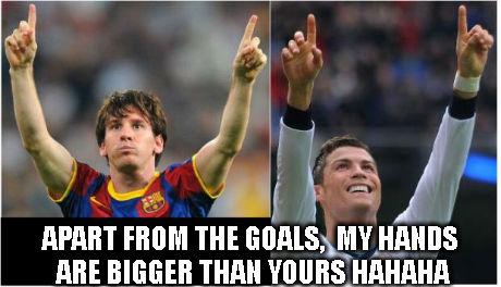 Football Memes Messi Funny Meme Footballer Messi vs