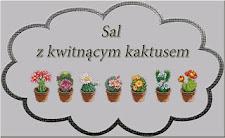 SAL z kwitnącym kaktusem