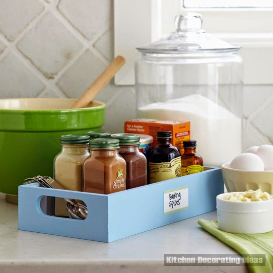 Kitchen Storage Ideas For Spices: 10 Spice Storage Ideas And Solutions For Small Kitchens