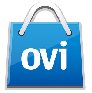 تحميل برنامج المتجر للنوكيا 2017 مجاناً Download Ovi Store Ovi-store-logo.png