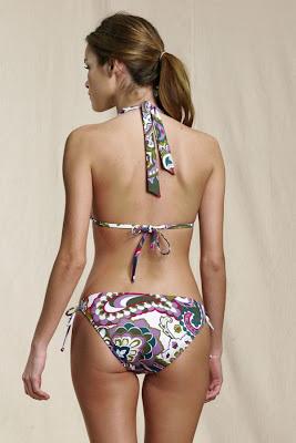 Gabriela Rabelo swimwear photoshoot Collection 2011