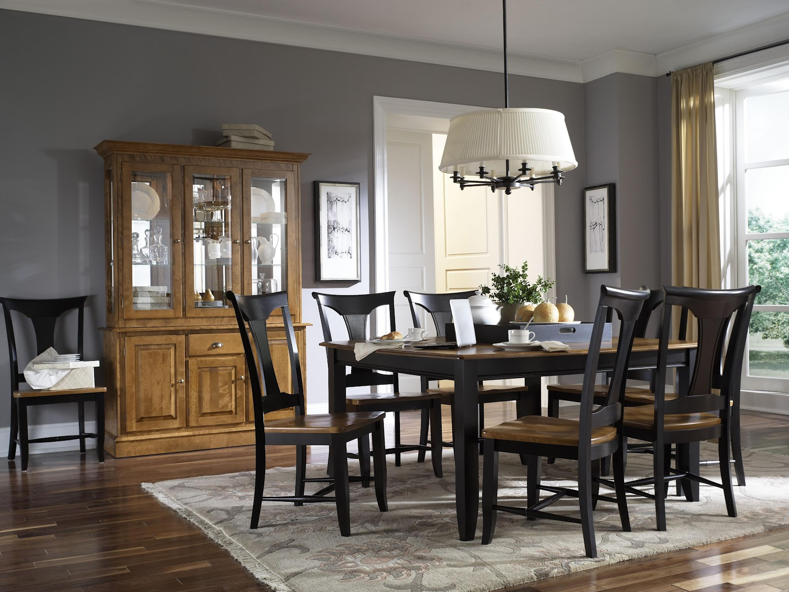 Canadel dining room sets new york dining room unique for New dining room looks