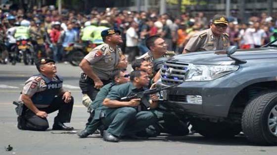 Dalang Disebalik Letupan Bom di Jakarta