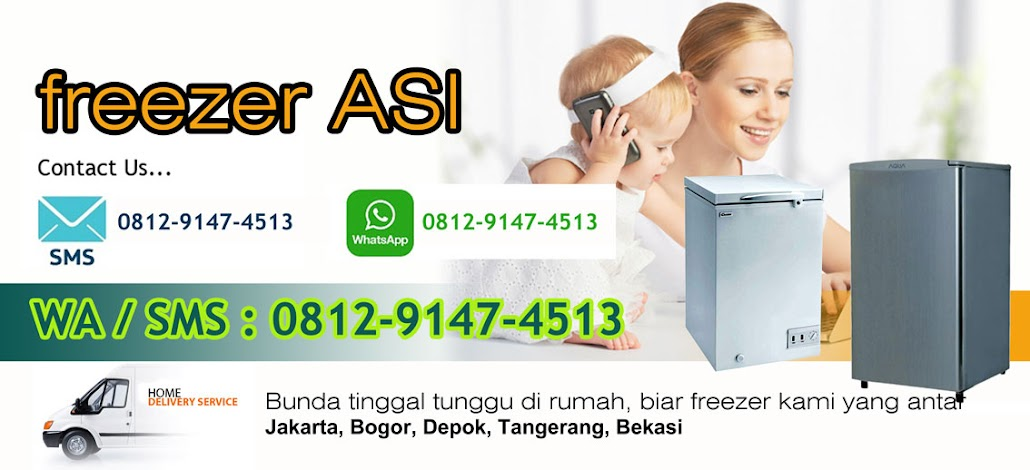 Sewa Freezer ASI |  Rental Freezer ASI | Ready Stock | Jakarta