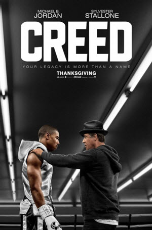 Creed Theatrical release Poster