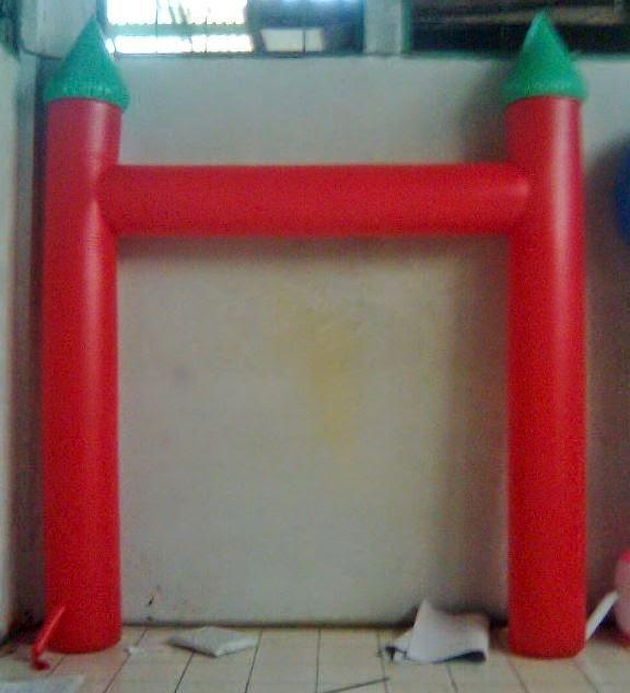 Balon Gapura kastil