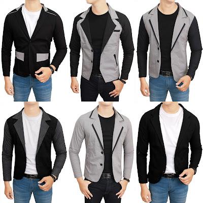 Kombinasikan Gaya Fashionmu dengan Blazer Semi Formal