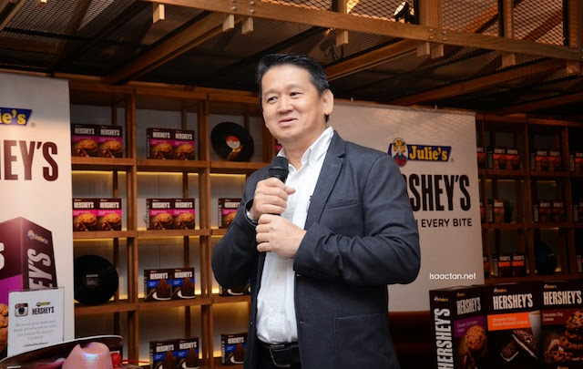 Mr Martin Ang, Director of Perfect Food Manufacturing