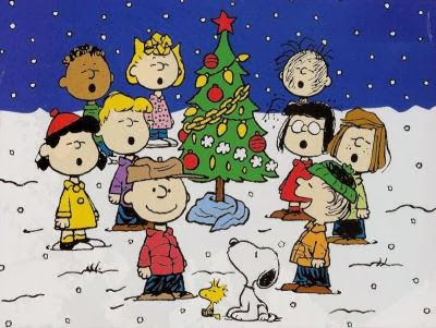 a charlie brown christmas 1965 due to copywrite law the full movie is not on youtube but here is the opening with the famous song christmas time is - Classic Christmas Shows