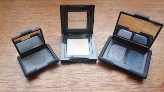 Nars Lili Marlene, Bobbi Brown Bone, Nars duo Underworld