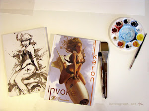 Invoke 2 hardcover