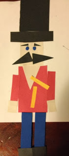 Shapes Nutcracker!