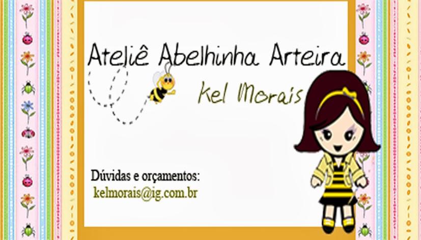 Abelhinha Arteira by Kel