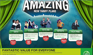 Glo New Tariff Plans