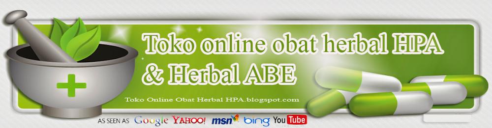 Toko Online Obat Herbal HPA