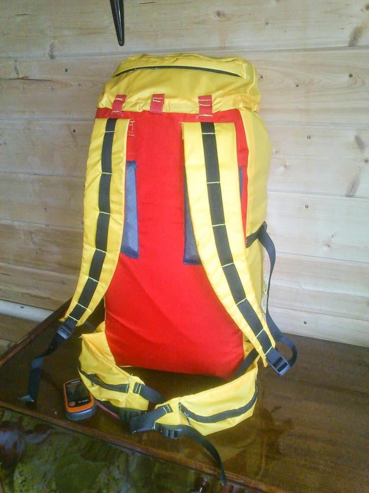 легкий рюкзак ммб