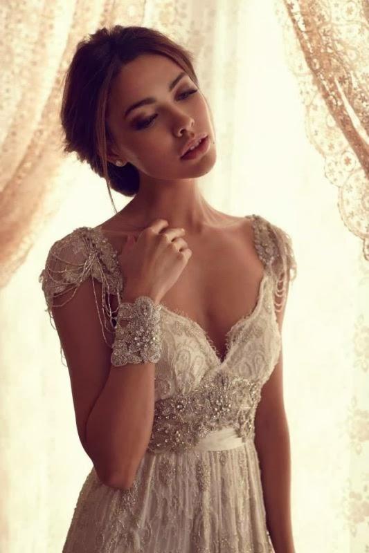 vestidos de novia de estilo romÁntico y vintage - youcanbe