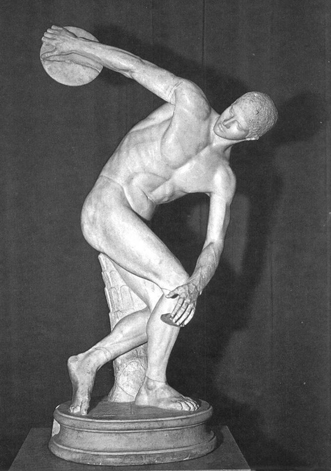 Vajarstvo-skulpture - Page 3 Diskobol