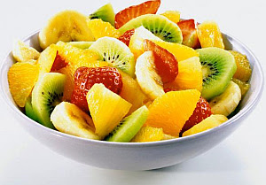 Recetas de cocina ensalada de frutas frescas - Como hacer coctel de frutas ...