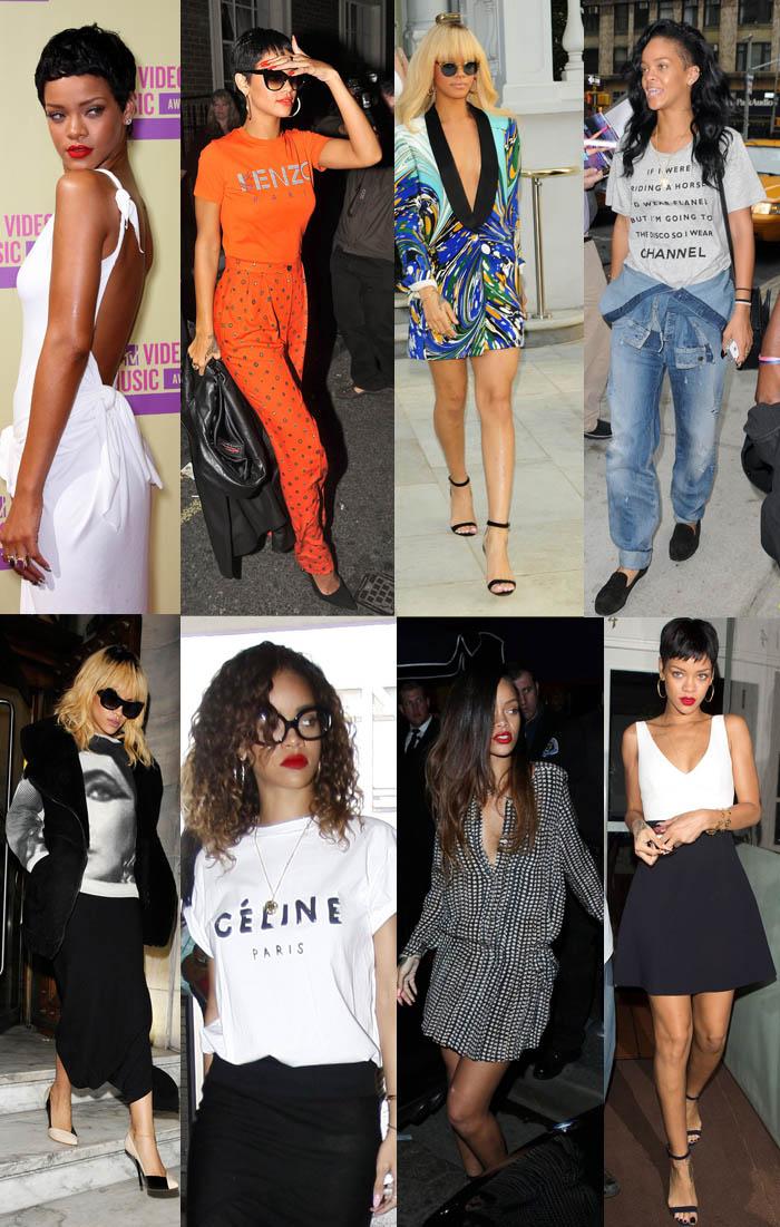 A DAMA DE VERMELHO_estilo rihanna_cabelo curto para mulheres_corte joãzinho_estilosa