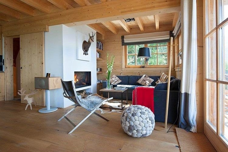 Hometrotter home style blog casa arredamento design for Chalet arredamento