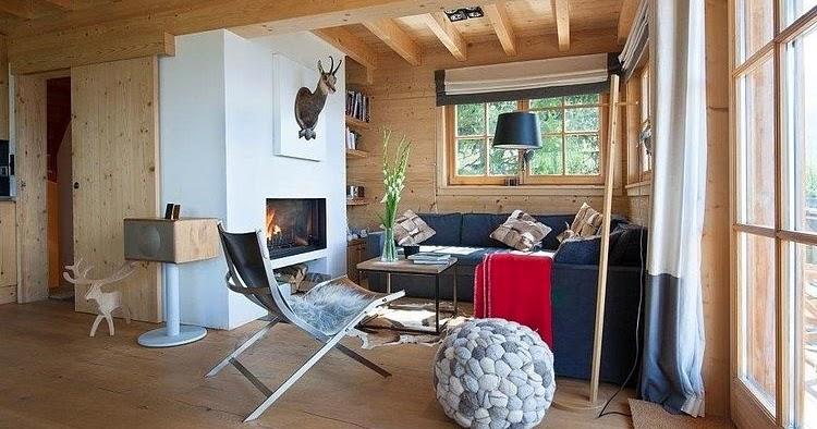 Hometrotter home style blog casa arredamento design for Arredamento montagna on line