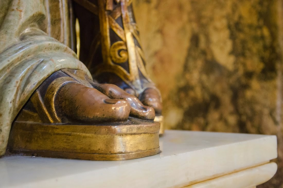 Opéra Garnier - petit pied