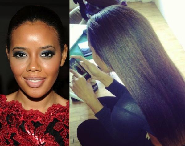 Angela simmons hairstyles 2013