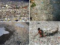 Benua dari Sampah yang Kita Buang