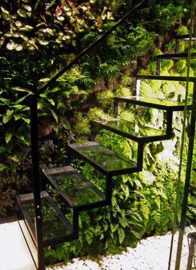 High Desert Design Council Vertical Garden