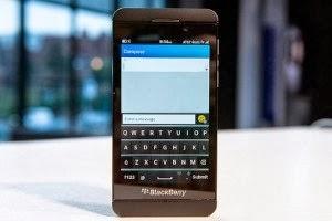 BlackBerry Bangkrut