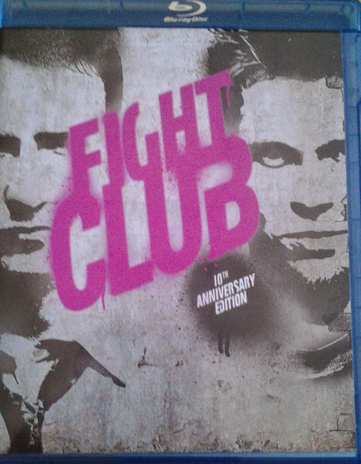 DVD Cover - Fight Club