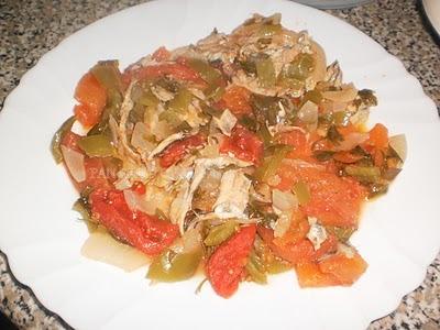 Receta de como cocinar la sardina receto - Como cocinar sardinas ...