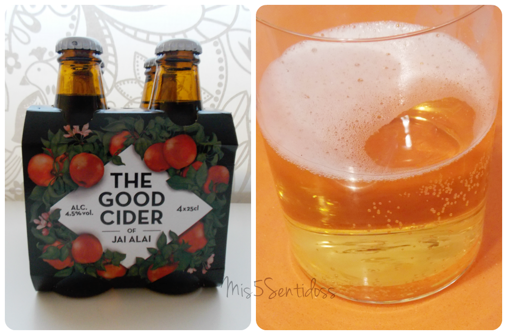Degustabox The Good Cider Manzana