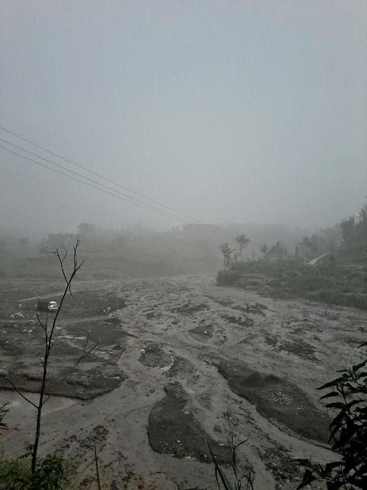 Foto Gunung Kelud Dari Pandansari Ngantang