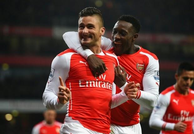 Striker Arsenal