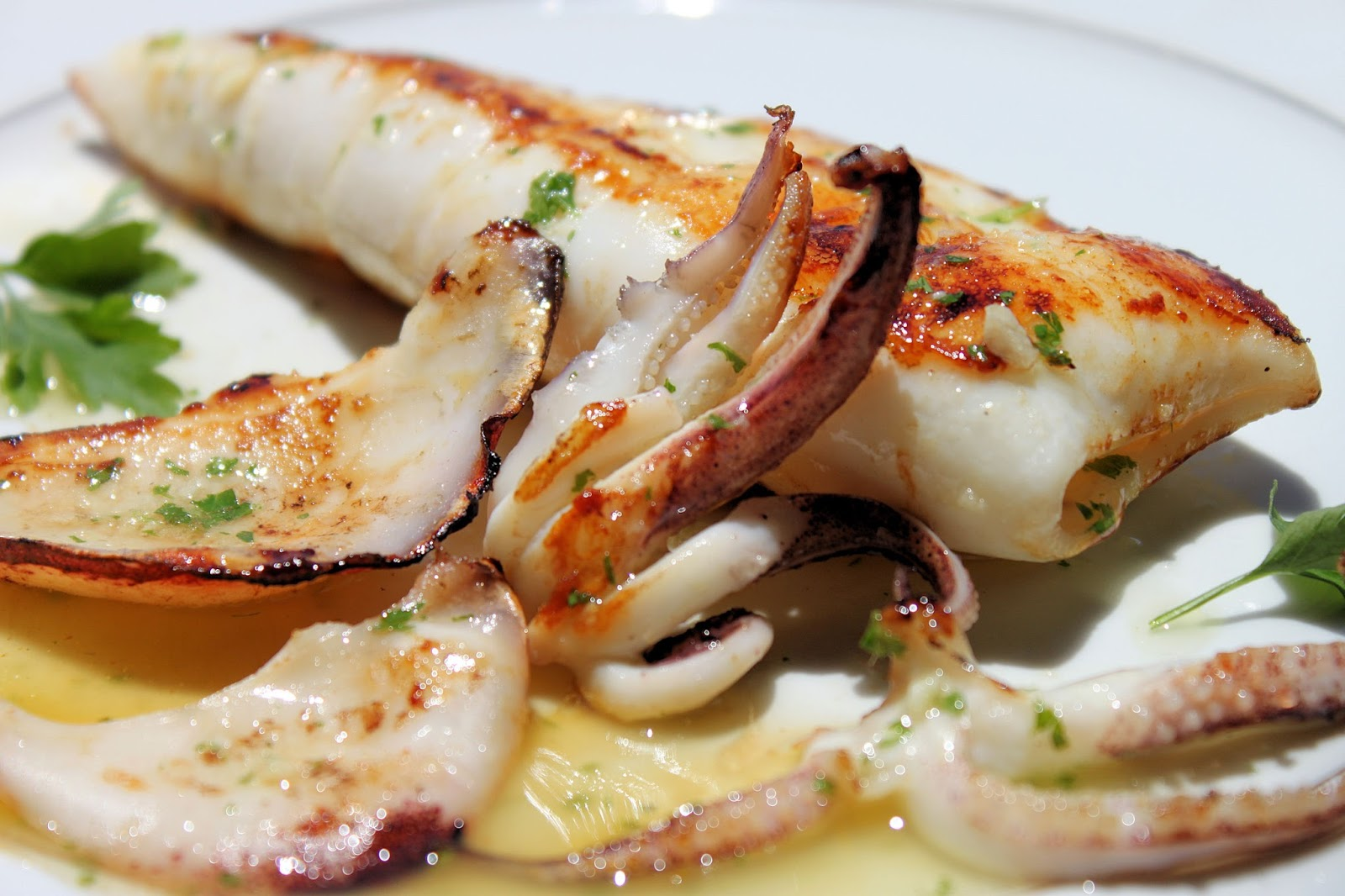... la plancha la plancha recipe stuffed calamari a la plancha on the