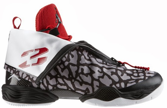 best service a0f0a bacd2 Air Jordan XX8 Cement Grey White-Black-Gym Red Now Available