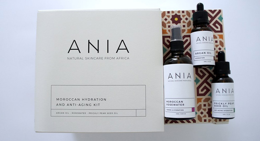 Win a  ANIA    Moroccan Hydration and Anti-aging Kit