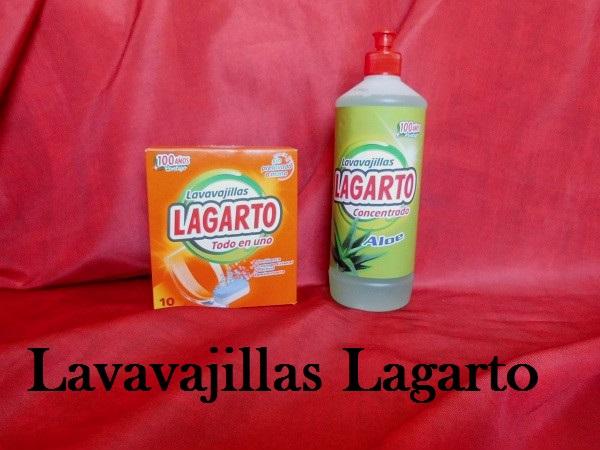 Lavavajillas Lagarto