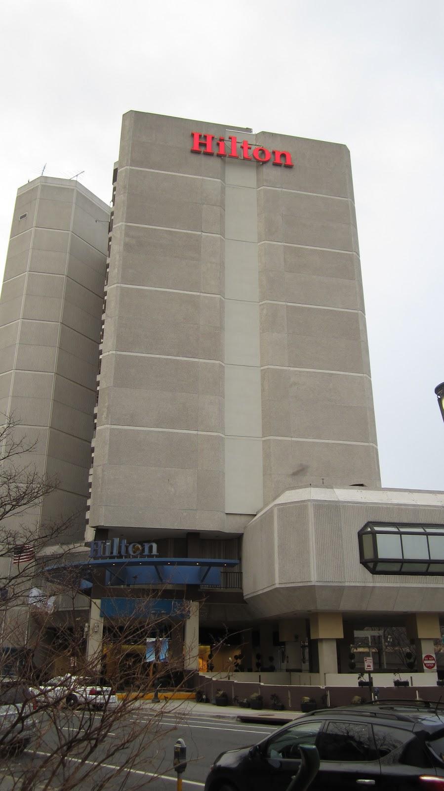Hilton Crystal City AKA DCA Hilton