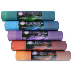 Aurorae Northern Lights Yoga Mat