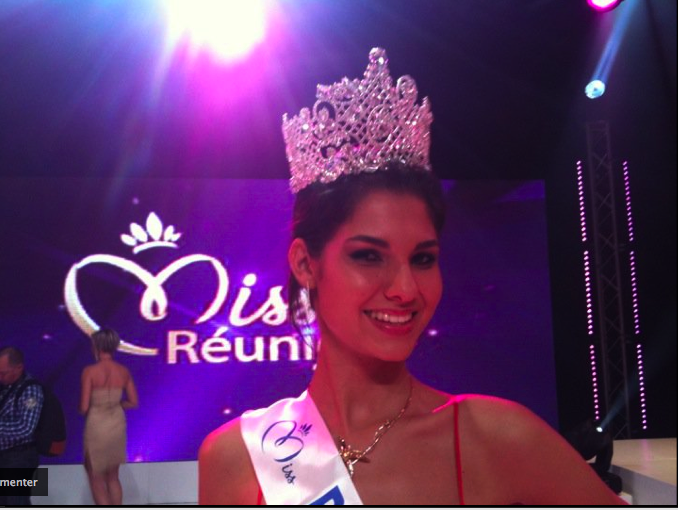 miss reunion 2011 winner marie payet